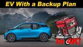 2017 BMW i3 Range Extender Review