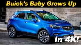 2017 Buick Encore Review
