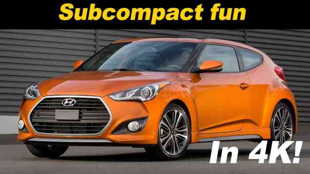 2017 Hyundai Veloster Review
