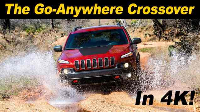 2017 Jeep Cherokee Review