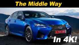 2017 Lexus GS-F Review