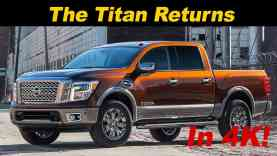 2017 Nissan Titan Truck Review