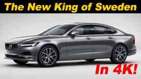 2017 Volvo S90 Review