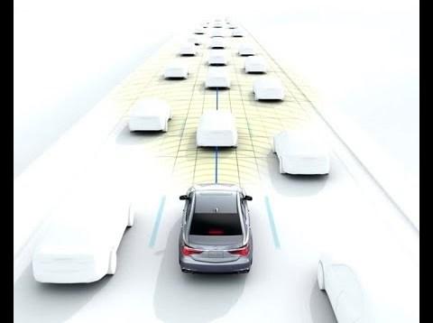 2018 Acura Traffic Jam Assist
