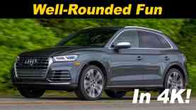 2018 Audi SQ5 Review