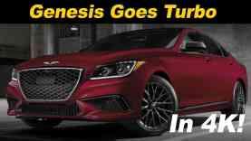 2018 Genesis G80 3.3T Review