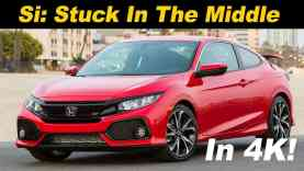 2018 Honda Civic Si Review