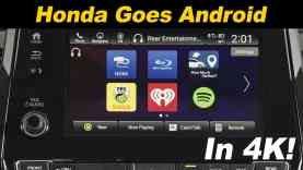 2018 Honda Odyssey Infotainment and CabinControl App Review