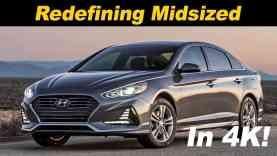 2018 Hyundai Sonata 2.0T Review