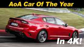2018 Kia Stinger Full Review