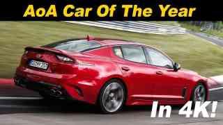 2018 Kia Stinger Full Review