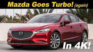 2018 Mazda6 2.5L Turbo (Signature) Review