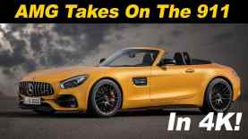 2018 Mercedes AMG GT C First Drive Review