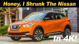 2018 Nissan Kicks Review – First Drive