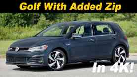 2018 Volkswagen Golf GTI Review – Quick Drive
