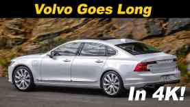 2018 Volvo S90 T8 Review