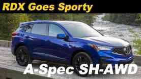 2019 Acura RDX A-Spec Review