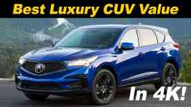2019 Acura RDX Full Review and Comparisons