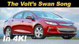 2019 Chevrolet Volt Review – The Plug-In Swan Song