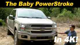 2019 Ford F-150 Diesel Review
