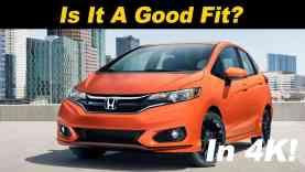 2019 Honda Fit Sport Review