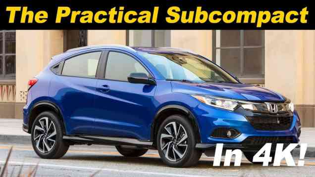 2019 Honda HR-V Preview