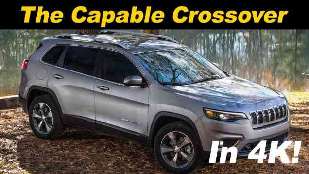 2019 Jeep Cherokee First Drive Review