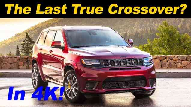 2019 Jeep Grand Cherokee Review
