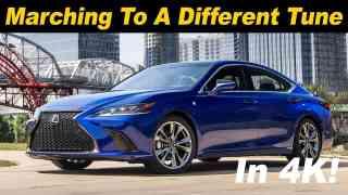 2019 Lexus ES 350 Review
