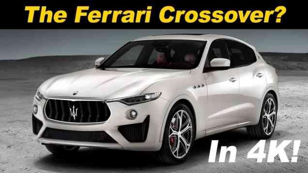 2019 Maserati Levante GTS Quick Drive