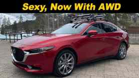 2019 Mazda Mazda3 Review