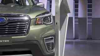2019 Subaru Forester First Look