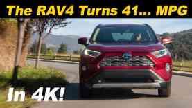 2019 Toyota RAV4 Hybrid First Drive Review
