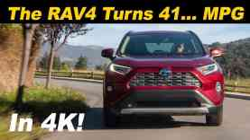 2019 Toyota RAV4 Hybrid First Drive Review