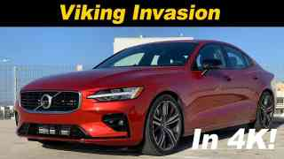 2019 Volvo S60 Review