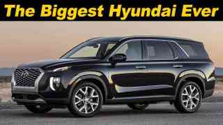 2020 Hyundai Palisade First Look