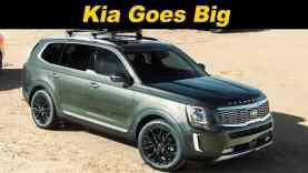 2020 Kia Telluride First Look