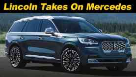 2020 Lincoln Aviator First Look