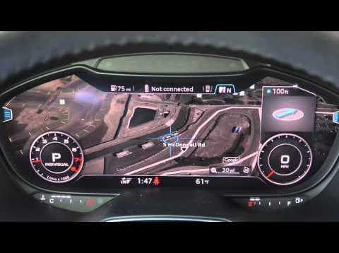 Audi Virtual Cockpit Review