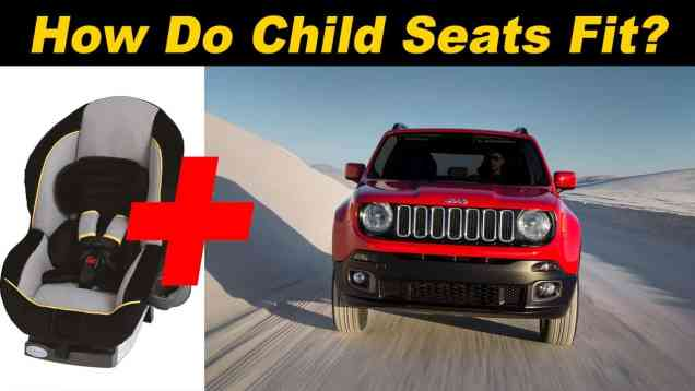 Jeep Renegade Child Seat Review