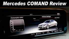 Mercedes COMAND Infotainment Review (2015/2016 S-Class)