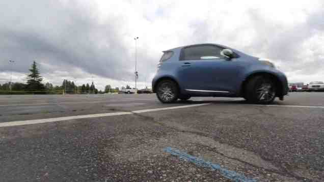 Quick Clips: Pre-Production 2012 Scion iQ