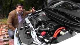 TTAC Quick Clips: 2012 Honda Civic Hybrid Review