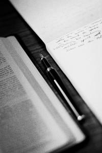 Pen Writing 2