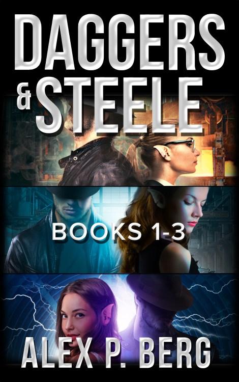 Daggers & Steele 1-3