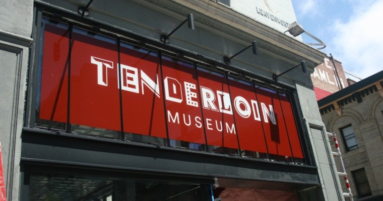 Tenderloin Museum on December 5th