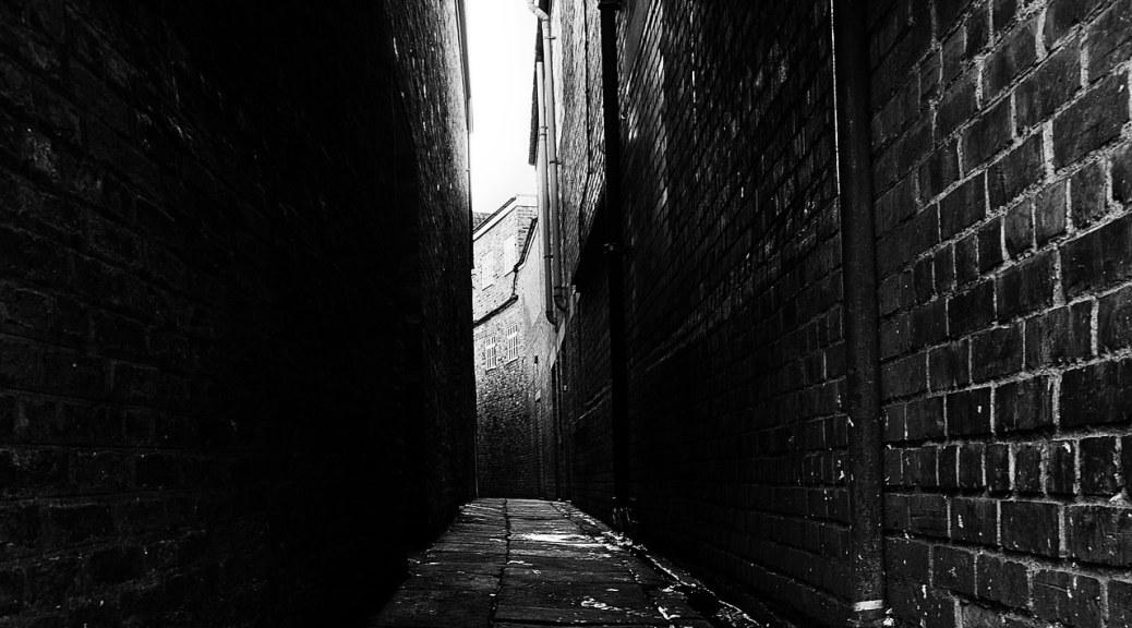 Alley Cats - Alex P. Grover