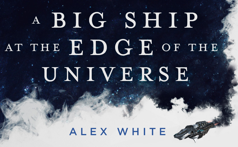 Buzz is Building Over A BIG SHIP AT THE EDGE OF THE UNIVERSE!