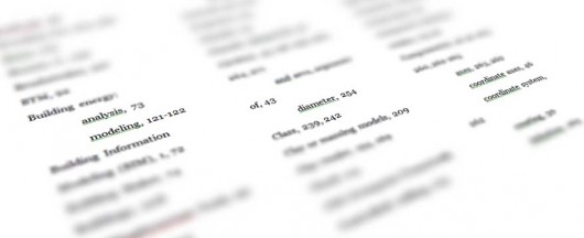 that was semi easy creating a book index from pdf page proofs
