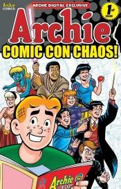 Archie: Comic-Con Chaos